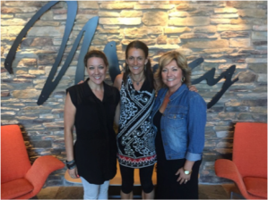 Mercy Executive Directors at Sacramento Mercy home (l to r): Arianna Walker (U.K.), Christy Singleton (U.S.), Nicola Bartel (Canada).