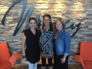 Mercy Executive Directors at Sacramento Mercy home (l to r): Arianna Walker (U.K.), Christy Singleton (U.S.), Nicola Bartel (Canada).
