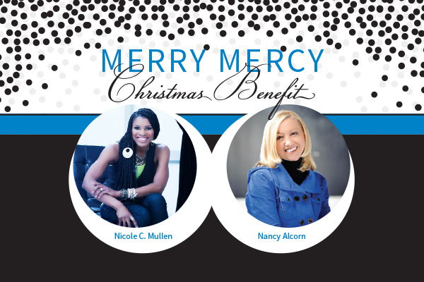 Merry Mercy Christmas Benefit 2015