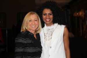 Featured Merry Mercy presenters, Nancy Alcorn and Nicole C. Mullen