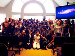Watoto Children's Choir with Nashville Mercy residents