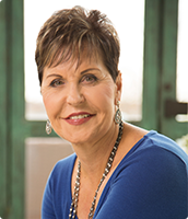 Joyce Meyer, Founder and President of Joyce Meyer Ministries